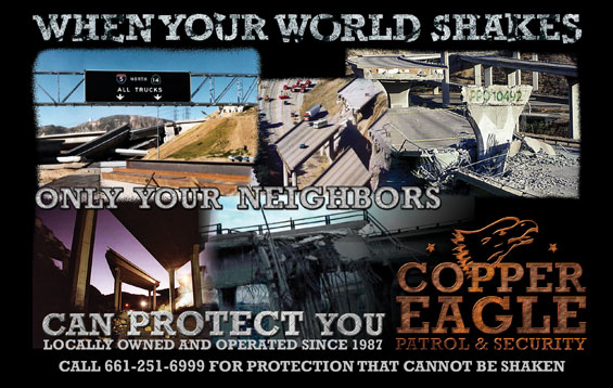 Crime prevention SCV | Copper Eagle Patrol and Security | home protection