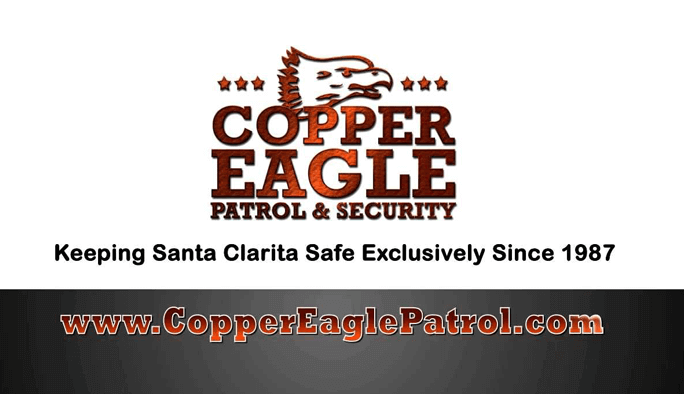 Sleep With Piece Of Mind! – Copper Eagle SCV