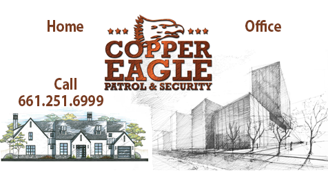 Copper Eagle Patrol – Number One Priority