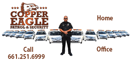 Home and Office Security SCV – Copper Eagle Security Patrol
