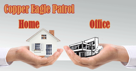Home or Office Security – Copper Eagle Security Patrol