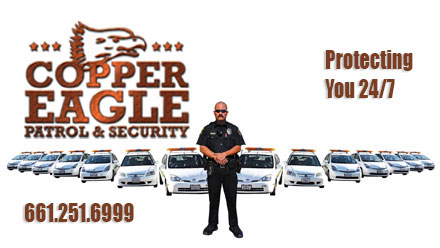 Security in Your Area | Copper Eagle Patrol – Tips for All