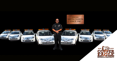 SCV's largest fleet of security response vehicles!