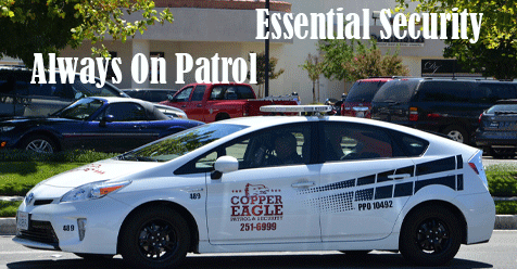 Home & Business Security and Patrol – Copper Eagle SCV