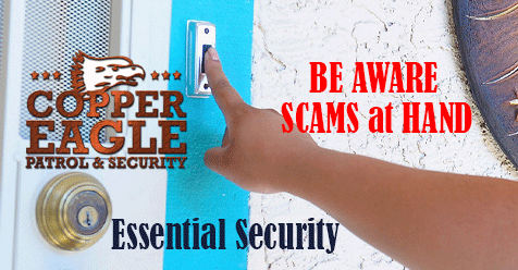 Don't Get Scammed – Copper Eagle Patrol & Security