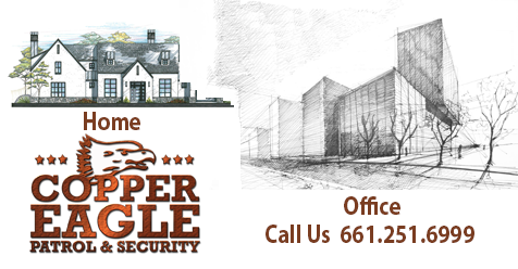 Stay Safe at Home – Copper Eagle Patrol