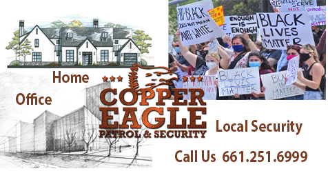 Copper Eagle Patrol & Security Here to Protect
