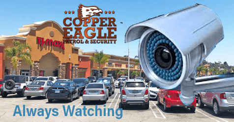 Good News, Copper Eagle Patrol & Security | Always Watching