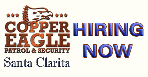 SECURITY COMPANY IN SANTA CLARITA IS HIRING FOR A GRAVEYARD PATROL OFFICER