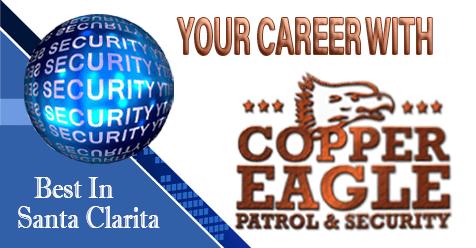 New Career in Security, Rewarding | Copper Eagle Patrol & Security