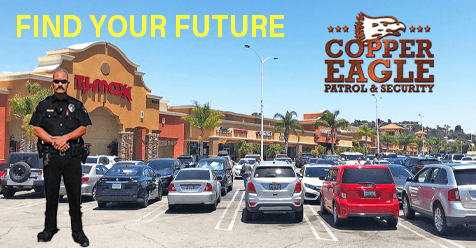 Find Your Future with Copper Eagle Patrol & Security